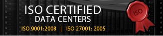 ISO Certified Data Centers